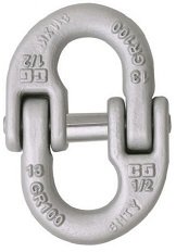 Crosby Alloy Lok-A-Loy A-1337 Alloy Lok A Loy Chain Wire Rope Headrings
