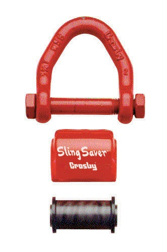 CROSBY WEB CONNECTOR SHACKLE S-280 280 Sling Saver Polyester Nylon