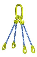 "4-leg Chain Slings Gunnebo GrabIQ 3/8"" 1/2"" 5/16"""