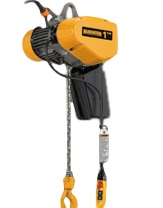 Harrington SEQ Electric Hoist